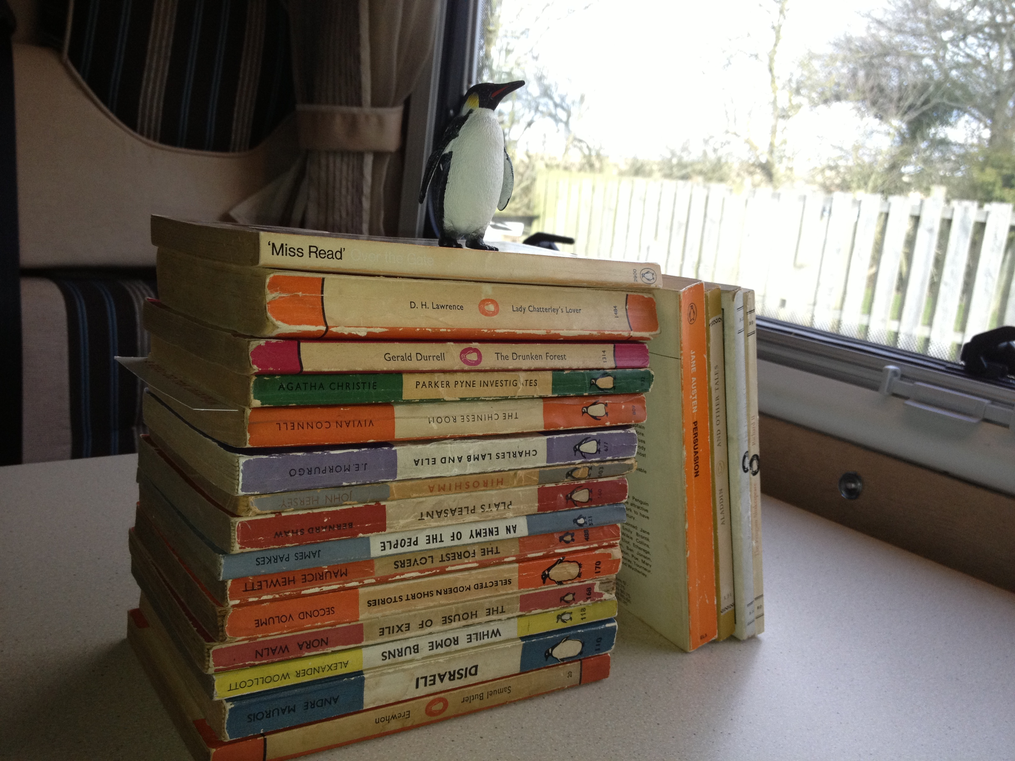 total bookhaul yorkshire